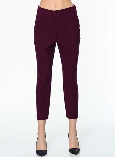 Slim Fit Kumaş Pantolon-Random